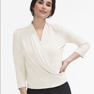 MM LaFleur Deneuve blouse
